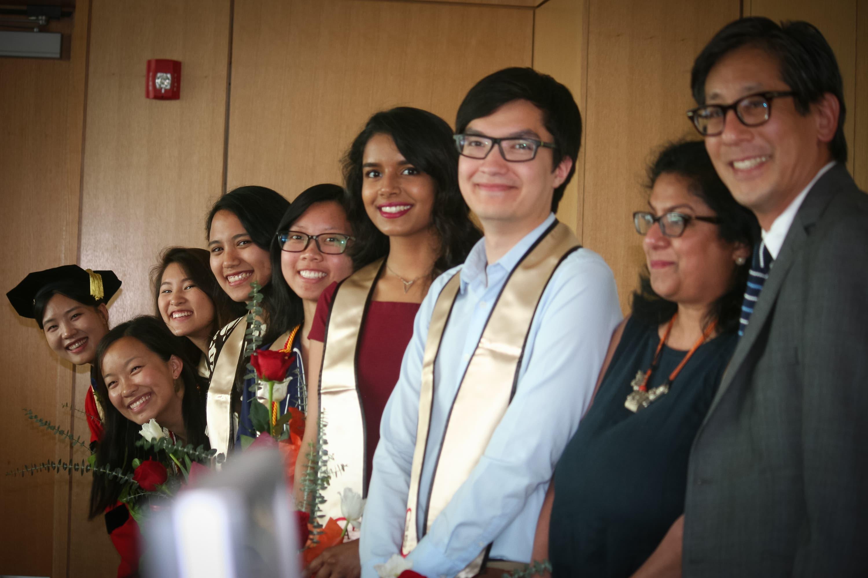 2018 AASP Minor Graduates