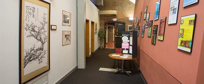 Asian American Studies offices